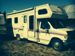 Ford Travelaire 24ft Motorhome