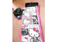 hello kitty sleepover/ready bed
