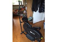 Barely used Cross Trainer for sale, 2years old. Collection only
