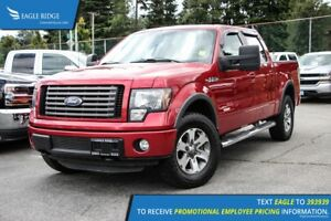2011 Ford F-150 FX4 Satellite Radio and Air Conditioning