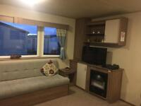 Seton Sands Haven Park 🎉 3 bedrooms caravan to let 🐕 dog friendly.