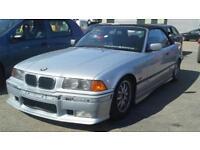 1998 BMW 318 convertible