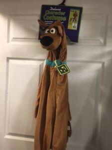 Brand New Deluxe Scooby Doo Costume!
