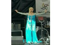 Elsa Frozen Singer for Children's Parties & Events Scotland