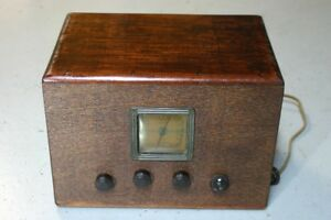 Old Radio Receiver - 1935