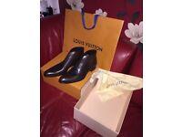 Louis Vuitton Authentic formal shoes size 44