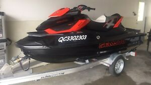 Seadoo RXT X 260 as with suspension, 51 hours