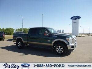 LOADED WITH 5TH WHEEL HITCH +++ ! 2011 Ford F-350