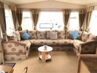 STATIC CARAVANS FOR SALE 6 BERTH 2 BEDROOM - NEWCASTLE - BEAUTIFUL SEA VIEWS - DURHAM- PET FRIENDLY