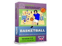 GESTICS BASKETBALL - Make graphics sports exercises, draw sport basket ball