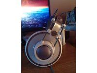 AKG 701 premium class reference studio headphones