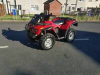 can am outlander 400cc