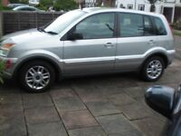 Ford Fusion 5 Door Automatic