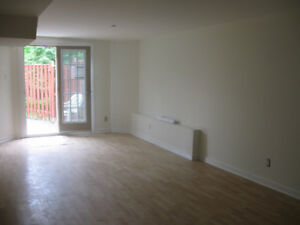 One bedroom apartment available October 1