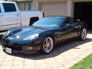 2008 Chevrolet Corvette Z06 Coupe (2 door)