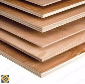 Hardwood Plywood - B/BB Superior Grade Hardwood WBP Plywood Sheets