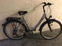 Ladies hybrid bike vvv