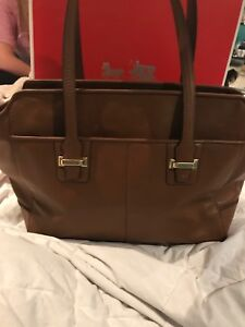 Authentic Coach purse (never used)