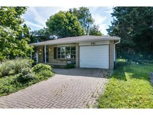 Great 3BR Waterloo Single Detached Home, for an Incredible Price