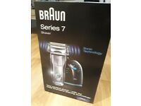 Braun Series 7 BRAND NEW & SEALED