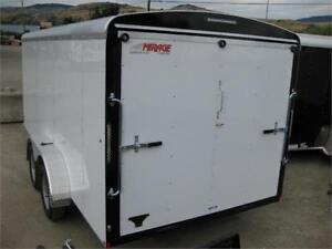 Mirage 7 x 16 Enclosed Ramp Door