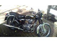 Classic Royal Enfield Bullet EFI 500cc