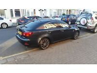 Lexus is220d low mileage gunmetal grey with tints bargain