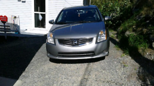 For Sale 2011 Nissan Sentra