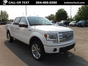 2014 Ford F-150 Limited SuperCrew 4x4 6.2L