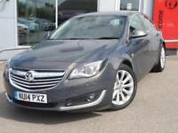 2014 Vauxhall Insignia 2.0 CDTi [163] ecoFLEX Elite 5 door [Start Stop] Diesel H