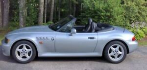 1997 BMW Z3 Convertible under 25000 km