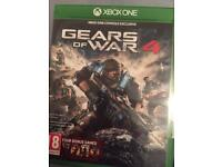 Gears of war 4 Xbox one BRAND NEW