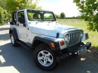 2006 Jeep Wrangler 4.0 Jamboree Soft top 4x4 Low Miles! Cruise! 3 door Conve...