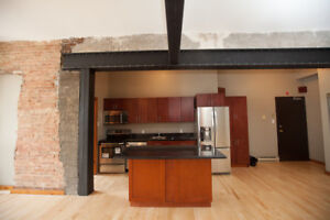 Fully Furnished 2 bedroom Loft  at 265 Ontario Street