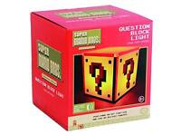 Super mario light box