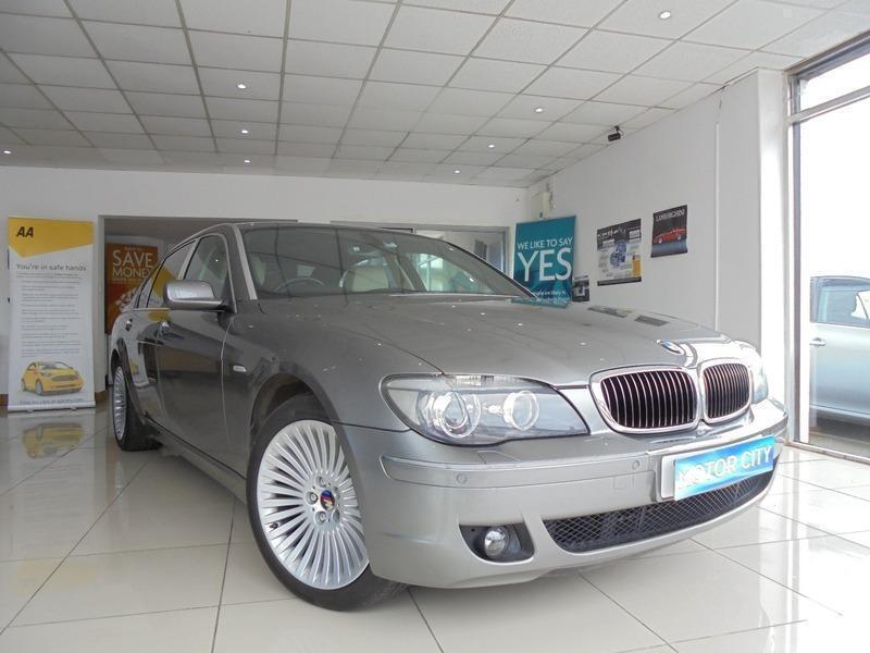 BMW 7 SERIES 750i LI