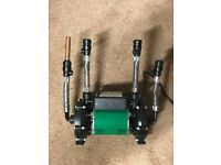 Salamander 1.5bar shower pump