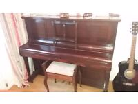Free Piano - J J Hopkinsons upright - requires uplift