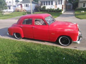 1951 Plymouth Cambridge In running condition