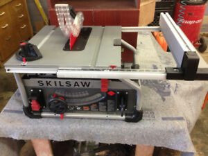Skilsaw tablesaw brand new