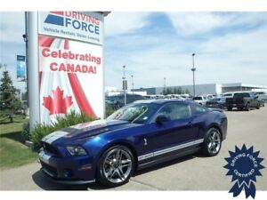 2012 Ford Mustang Shelby GT500 - 5.4L - 8 Cylinder - Gasoline