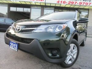 2013 Toyota RAV4 AWD-BACK UP CAMERA-ONE OWNER-BLUETOOTH
