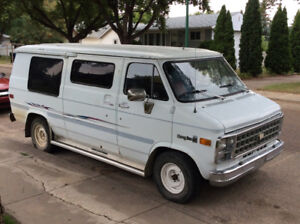 1980 Chevy Van Camper / Conversion
