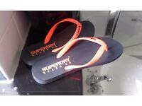 Men's Superdry sandals, fantastic condition