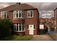 3 bedroom house in Reresby Crescent, Rotherham, S60 (3 bed)