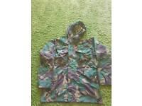 DPM waterproof jacket large