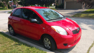 2007 Toyota Yaris Hatchback  - Certified And E-tested