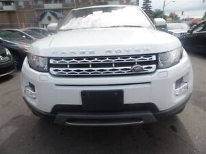 2013 Land Rover Range Rover Evoque Prestige Premium, LEATHER, MO
