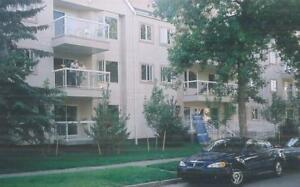 2 bed / 2 bath - steps to Whyte Ave, University & River Valley