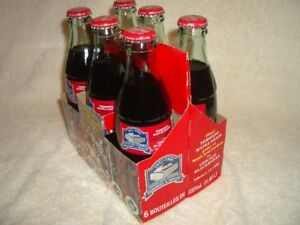 6 pk Coca Cola Bottles Last Leaf Game at Gardens/1st at ACC